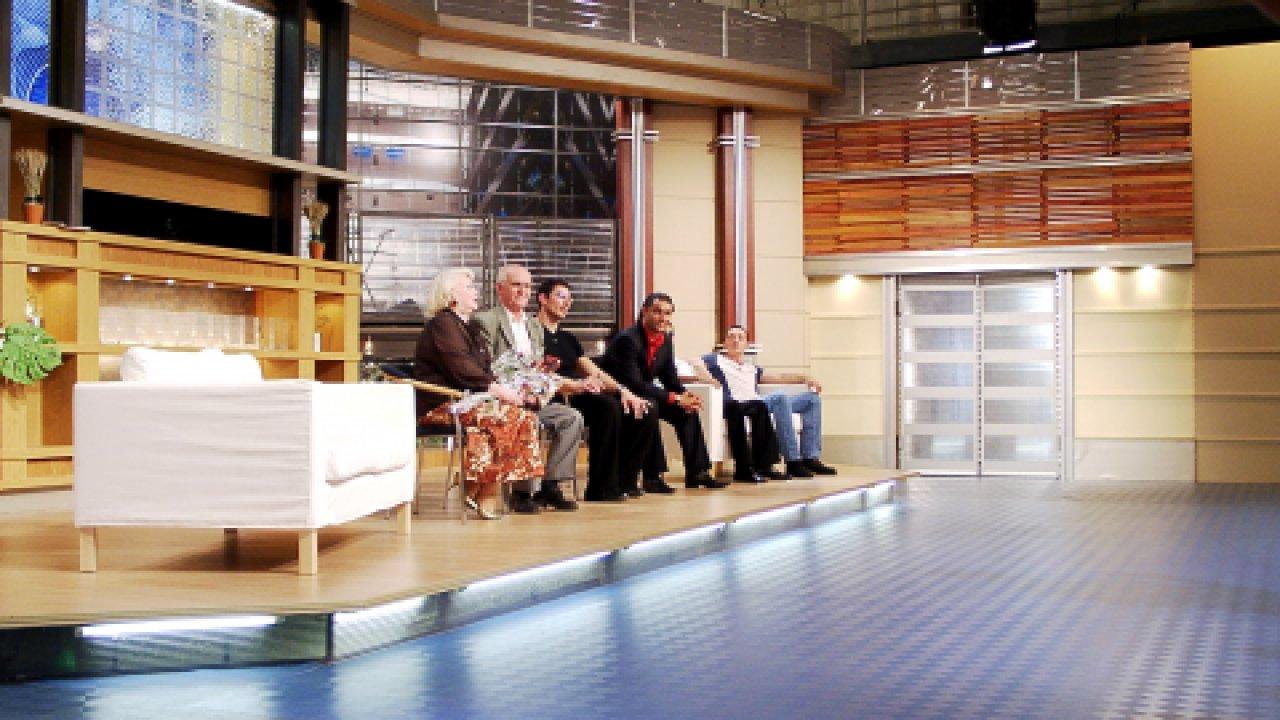 Кадр изток-шоу «Большая стирка»