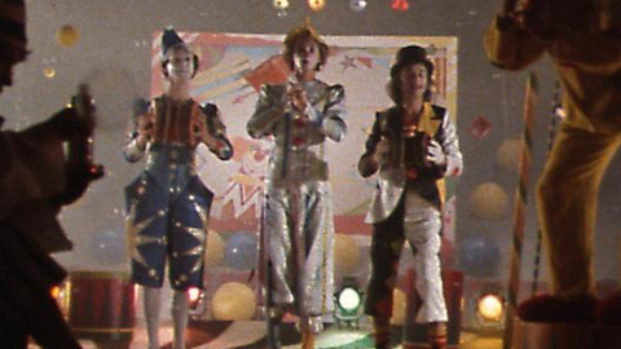 Четыре клоуна под одной крышей