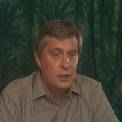 Мастера искусств. Олег Басилашвили