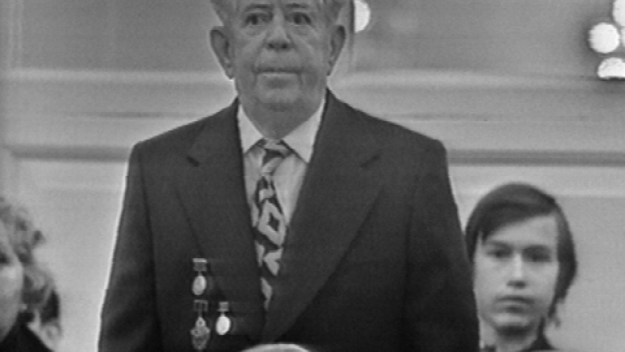 Авторский вечер композитора Дмитрия Покрасса