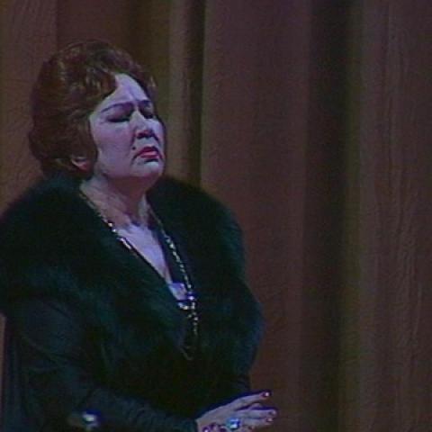 Концерт, посвященный 100-летию Евгения Вахтангова