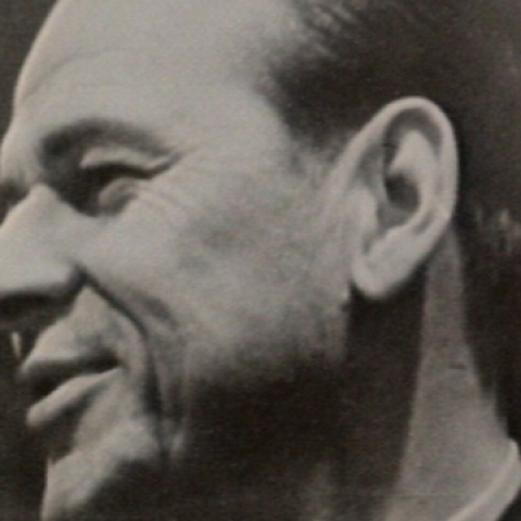 Творческий портрет Черкасова