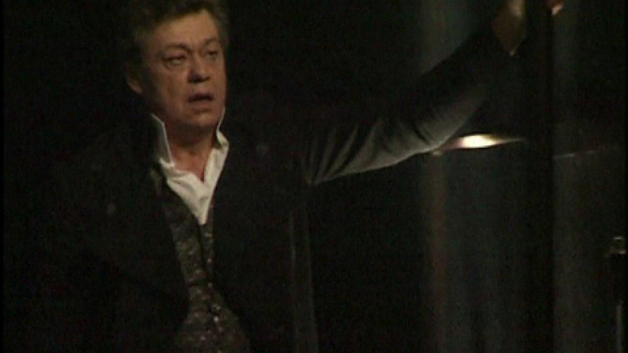 Николай Караченцов, человек, который всегда опаздывает