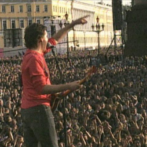 Пол Маккартни вСанкт-Петербурге