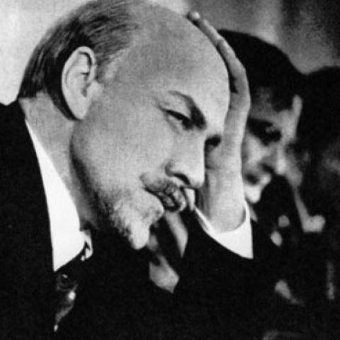 Ленин вШвейцарии