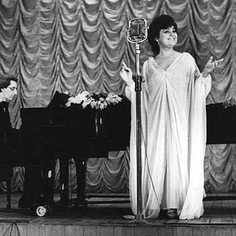 Концерт Марии Биешу