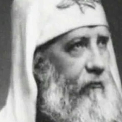 Большевики против патриарха Тихона