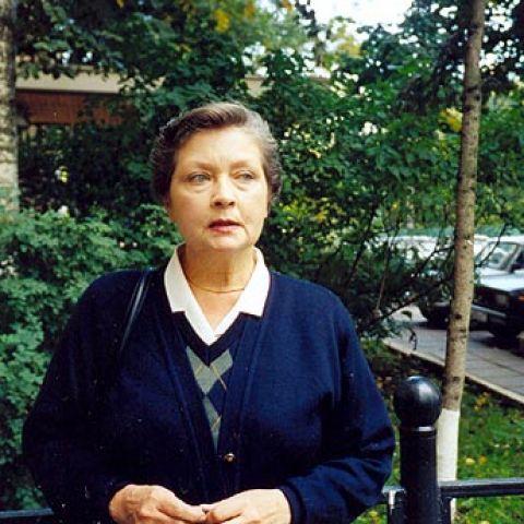Жанна Болотова