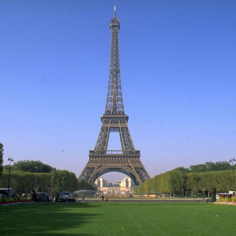 Песни Парижа