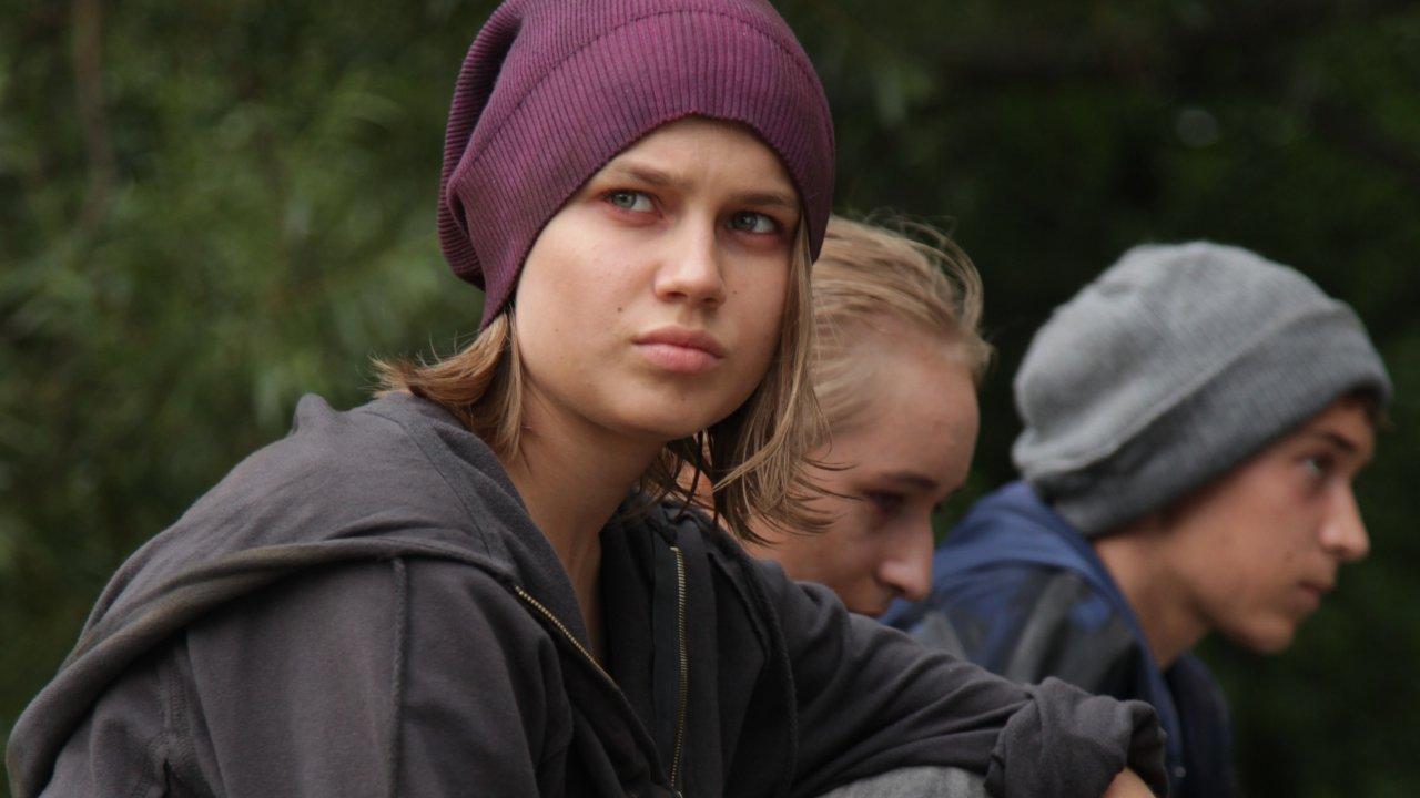 Откровенное фото леры из сериала молодожены силу