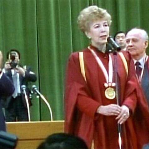 Любовь и власть Раисы Горбачёвой