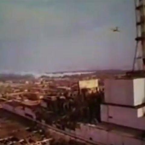 Район действий - Чернобыль