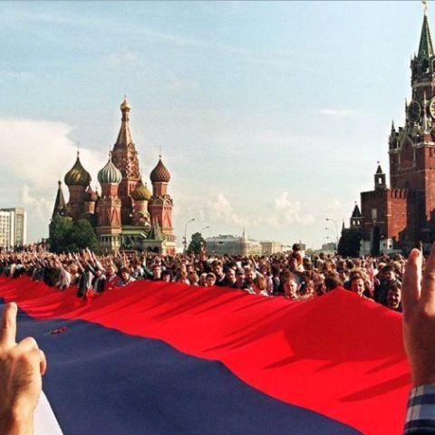 Последнее лето СССР