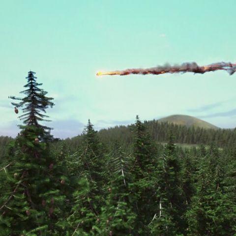 Где же Тунгусский наш метеорит?