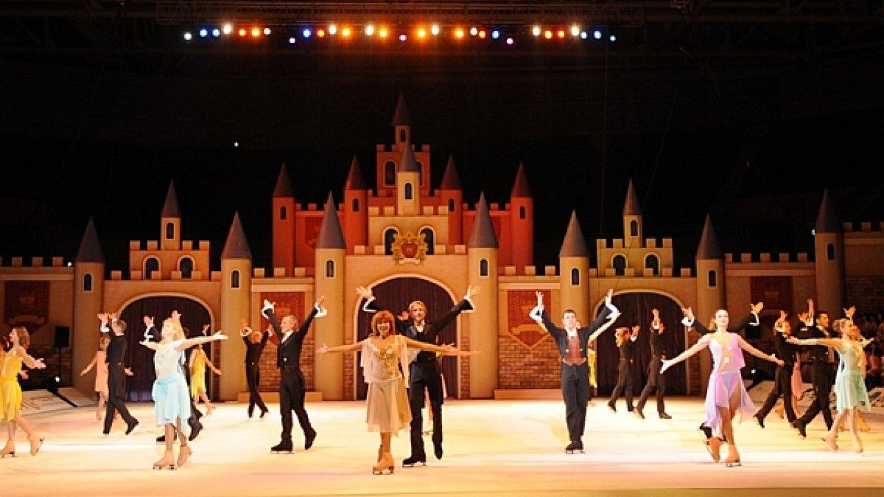 Юбилейное шоу Театра ледовых миниатюр Игоря Бобрина